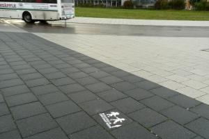 Graffiti am Bahnhof Neu-Ulm