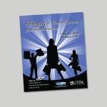 Einladungskarte und Plakat für Veranstaltung des Office of International Admissions and Services, UTPA