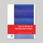 Handbuch für Studenten für University of Texas-Pan American (UTPA)